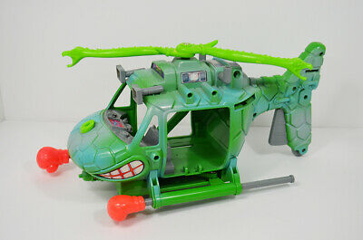 Vintage Teenage Mutant Ninja Turtles TURTLE COPTER 1990 Mirage Studios TMNT