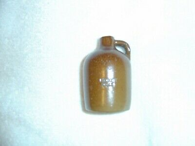 Antique Stoneware Dickey Clay Sewer Tile Mini Jug