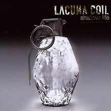 Shallow Life - Deluxe Edition (2 CDs) by Lacuna Coil | CD | condition very good