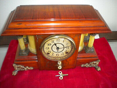 Antique Seth Thomas Mantle Clock Model 295G