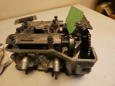 2011 Honda ST1300 Pan European righthand cylinder head assembly.Tested good.