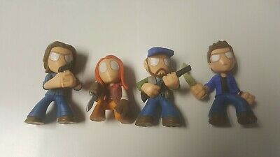 Supernatural Funko Pop Mystery Minis Lot of 4 (Lot A)