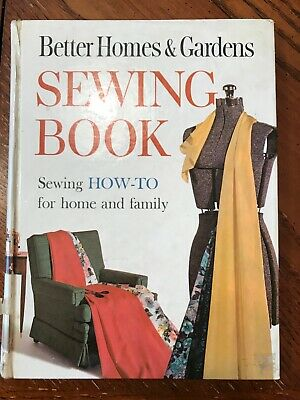 Vintage Better Homes & Gardens Sewing Book 1961