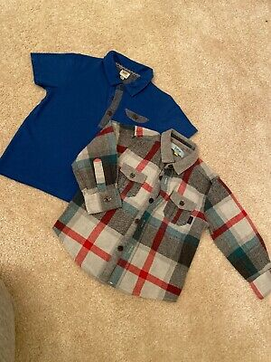 Boys Ted Baker Tops Age 18-24  Months