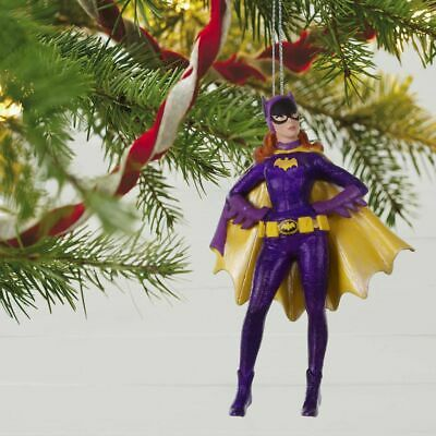 2019 Hallmark Ornament BATGIRL Limited Edition DC Comics Classic Batman TV NEW