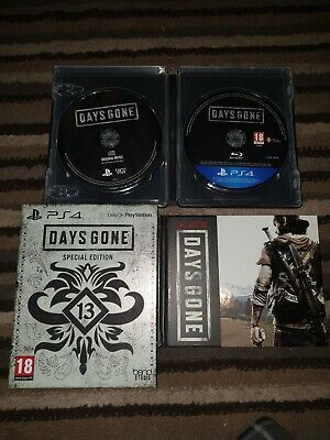 Days Gone Special Edition Game PlayStation 4