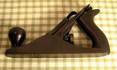 Antique Stanley Bailey No.3  Sweetheart Vintage Old Wood Plane - 1910 Patent.