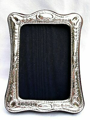 Gorgeous Finest 999 Sterling Silver Hallmarked London Smaller Photo Frame SALE!!