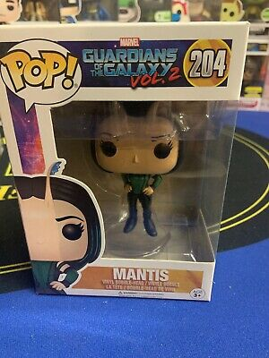 Pop! Marvel Guardians of the Galaxy Volume 2 Mantis #204 Funko