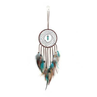 Dream Catcher Feather Turquoise Car Home Wall Hanging Decoration Ornament Gift