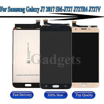 For Samsung Galaxy J7 2017 Prime J727 J727T1 LCD Display Touch Screen Digitizer