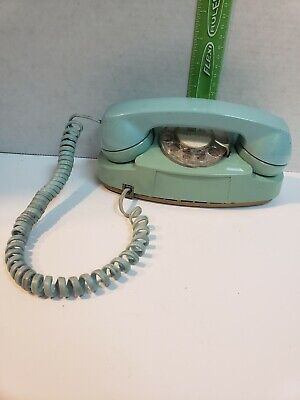 Vintage Pacific Telephone Company Princess Rotary Phone