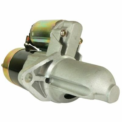 Starter For SUBARU FROM ALL PRO PARTS