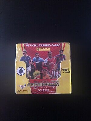 Panini Adrenalyn XL Premier League Offical Trading Cards 2019/20 Full Box