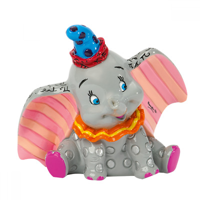 NEW Official Disney DUMBO Elephant Collectable Mini Figurine by Romero Britto