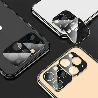 For iPhone 11 Pro Max Ultra Slim Glass Camera Lens Screen Protector Full Cover
