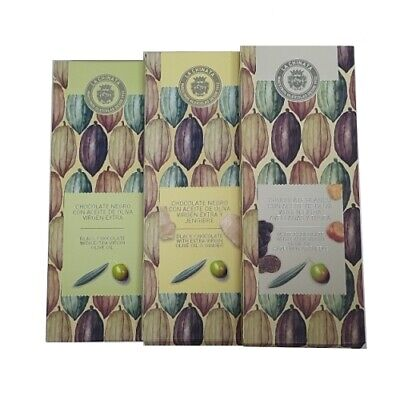 La Chinata, No 1 extra virgin olive oil chocolate selection 300g