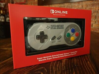 Nintendo Official Wireless SNES Controller For Nintendo Switch EU New & In Stock
