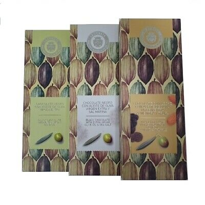 La Chinata, No 2 extra virgin olive oil chocolate selection 300g