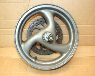 Peugeot Elyseo 125 Front Wheel & Disc & Spindle