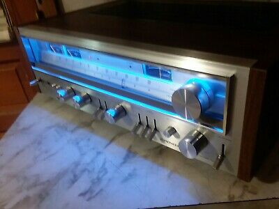 PIONEER SX-780 WORKS PERFECT SERVICED FULLY  LEDs EXCELLENT CONDITION