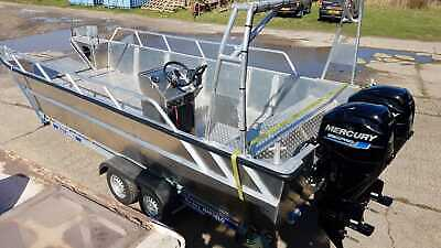 Landing Craft Commercial Work Boats - PM LC7 for sale