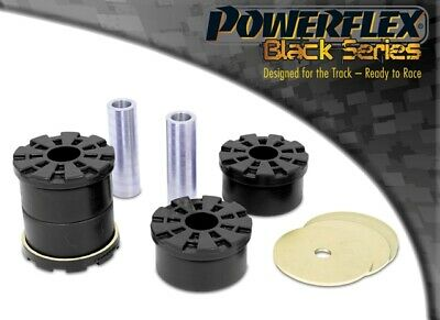 PFR85-527BLK POWERFLEX BLACK SERIES Rear Subframe Front Mounting Bushes