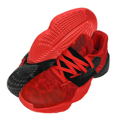adidas Harden Vol.4 Men's Basketball Shoes Casual Shoes Red Sports NWT EF0999