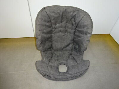 Mothercare Maine/ Mamas & Papas Cybex Aton Car Seat COVER fabric Grey