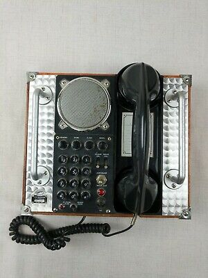 Vintage Spirit of St. Louis CLASSIC FIELD PHONE S.O.S.L. Collection Telephone