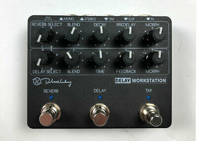 Keeley Electronics Delay Workstation GENTLY USED