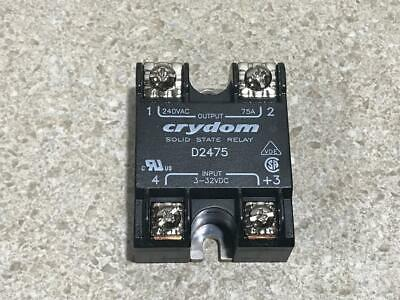 Crydom D2475 Relay NEW