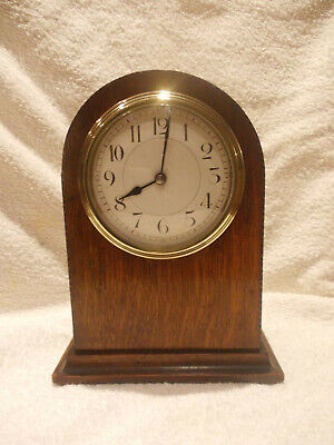 Early French Mantel Clock, Not Working Sold As Spares Or Repairs