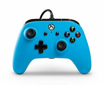 Wired Officially Licensed Controller For Xbox One, S, One X & Windows 10 -