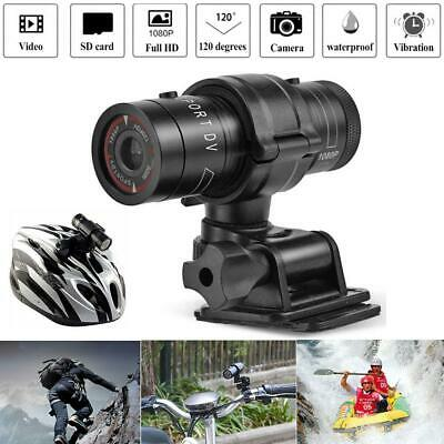 Mini Full HD1080P Bike Motorcycle Helmet Action DVR Sport Camera Video Camcorder