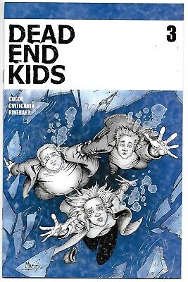 Dead End Kids #3 (2019) Source Point Press - 1st Print - SOLD OUT!