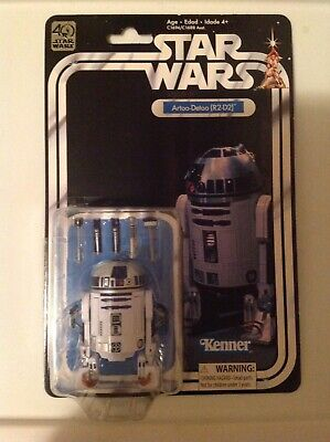 "Hasbro Star Wars Black Series40th Anniversary R2-D2 6"" Action Figure Ends Sunday"