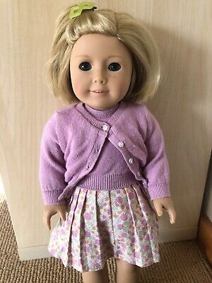 American Girl Doll Kit - retired original Meet outfit, lightly used