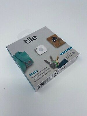 Tile Mate Bluetooth tracker w/ Replaceable Battery - 819039020596