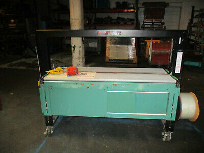 Signode LB2300 Strapping Machine  1515 Volt 5/6MM Strapping