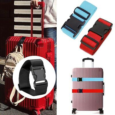 Heavy Duty Luggage Straps Suitcase Straps Belt for Family Travel/Bussiness Trip