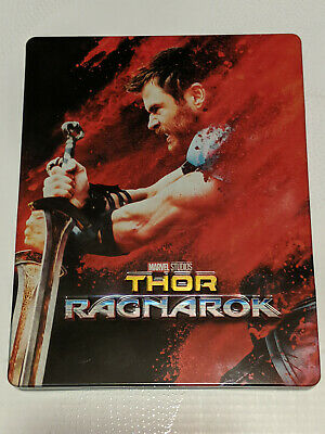 Thor Ragnarok Blu-ray DVD Best Buy Exclusive OOP No Digital