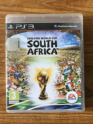 2010 FIFA World Cup South Africa (PS3) PAL