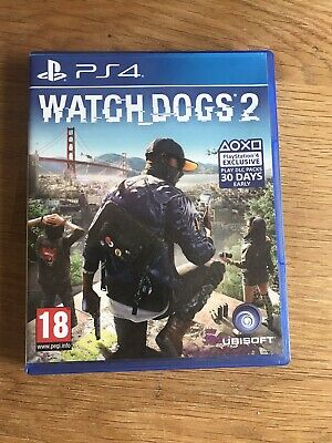 Watch Dogs 2 Sony Playstation 4 PS4