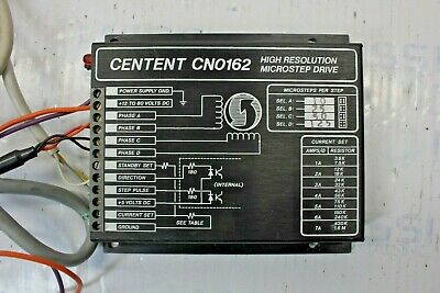 Centent CN0162 High Resolution Microstep Drive
