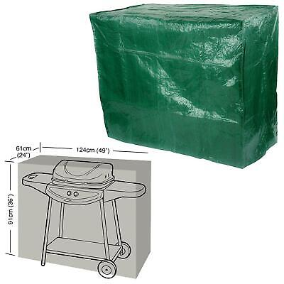 Heavy Duty Waterproof Medium Classic Bbq Cover Barbecue Gas Grill Protector