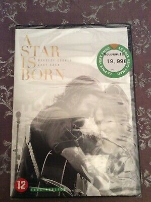 A Star is Born (2018, DVD)