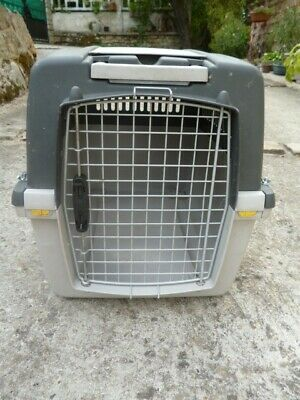 Cage transport GULLIVER pour chien Taille S/M