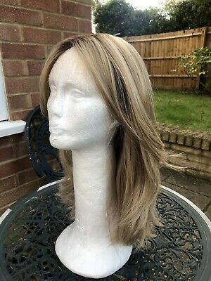 Noriko Angelica Wig In Creamy Toffee Rooted