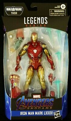 "Iron Man Mark Lxxxv 85 Marvel Legends Avengers Endgame 6"" Hasbro Action Figure"